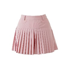 플리츠 숏 팬츠 Pleats short pants (pink)